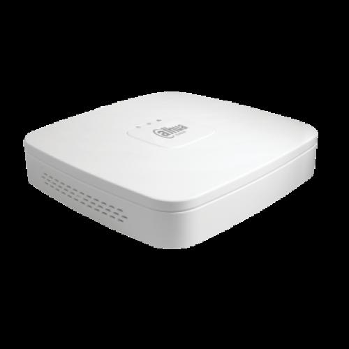 4 Channel Smart 1U 4PoE Lite 4K H.265 Network Video Recorder