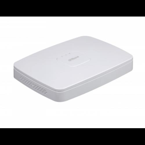 8 Channel Smart 1U 8PoE Lite 4K H.265 Network Video Recorder